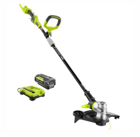 best cordless string lawn trimmer edger weed