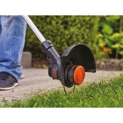 Black And Cordless Grass Lawn Edger Battery