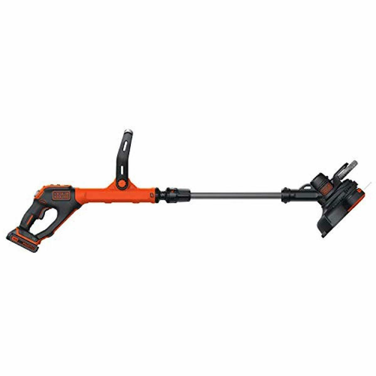 BLACK+DECKER Lithium Trimmer/Edger with Batte