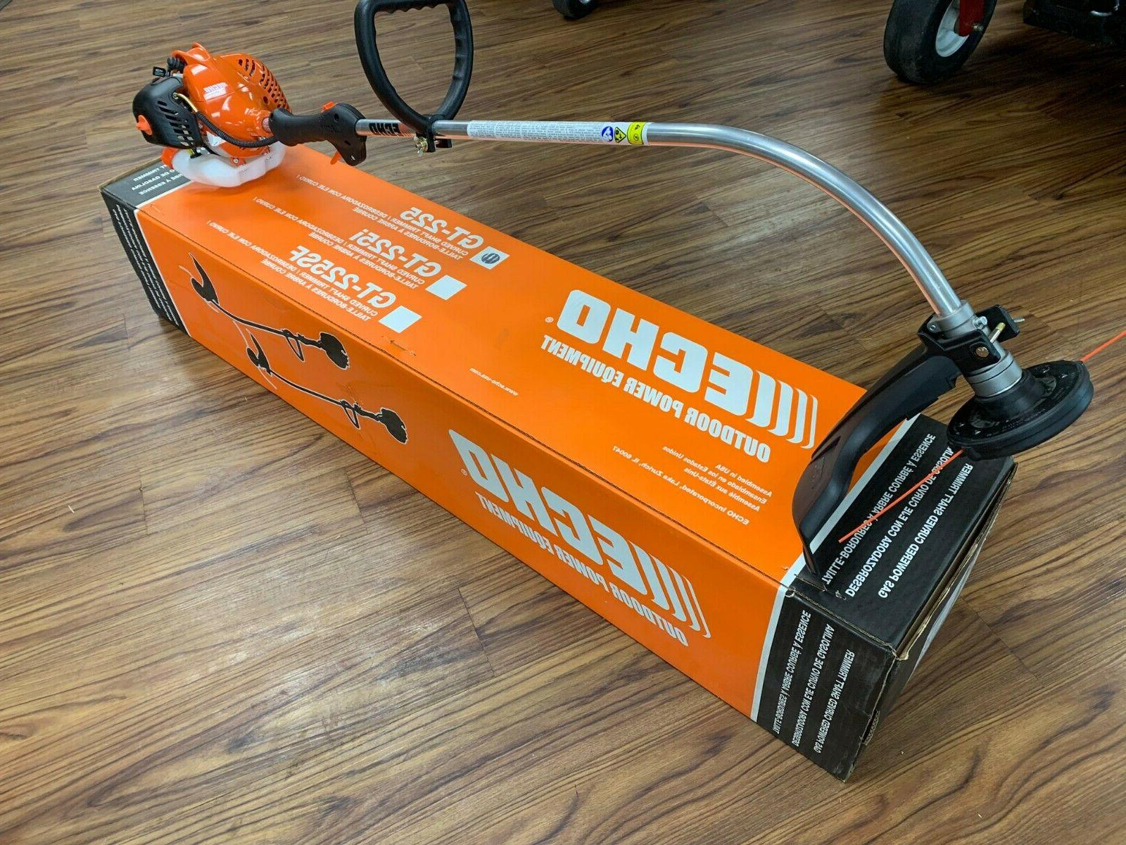 Brand New Echo 225 CURVED WEED TRIMMER 2 stroke