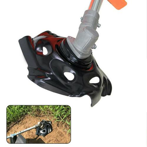 Break-proof Rounded Weed Trimmer Edge Head Power Stock