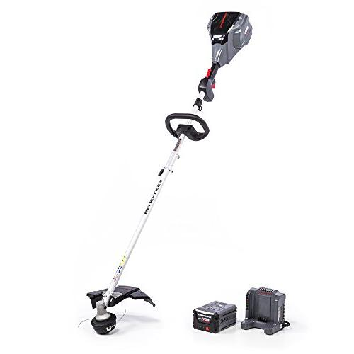 brushless mounted string trimmer