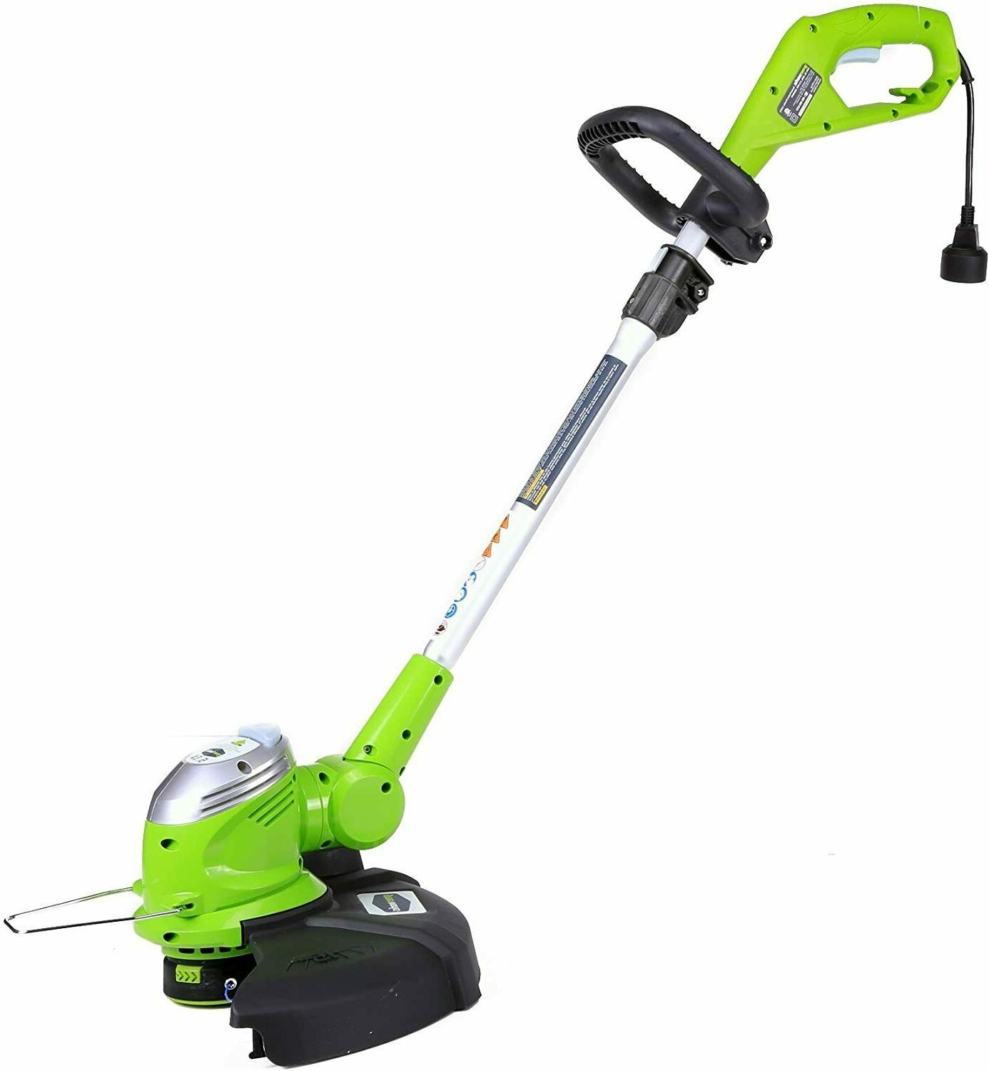 corded 15 electric trimmer edger grass cutter
