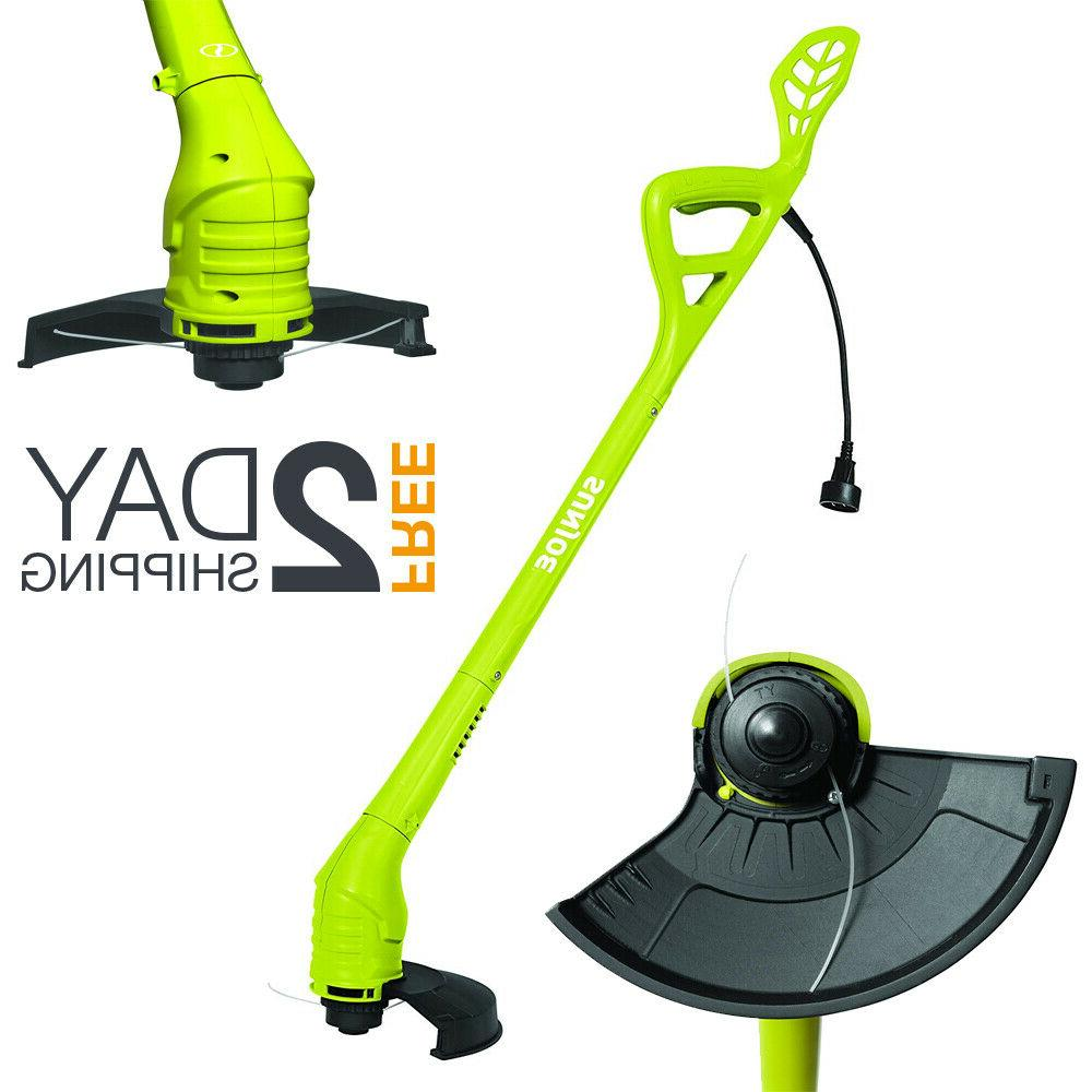 corded electric string trimmer weed wacker eater