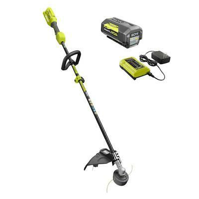 cordless electric weed eater wacker trimmer edger