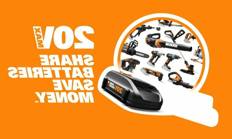 Worx Grass Trimmer/Edger Feed,