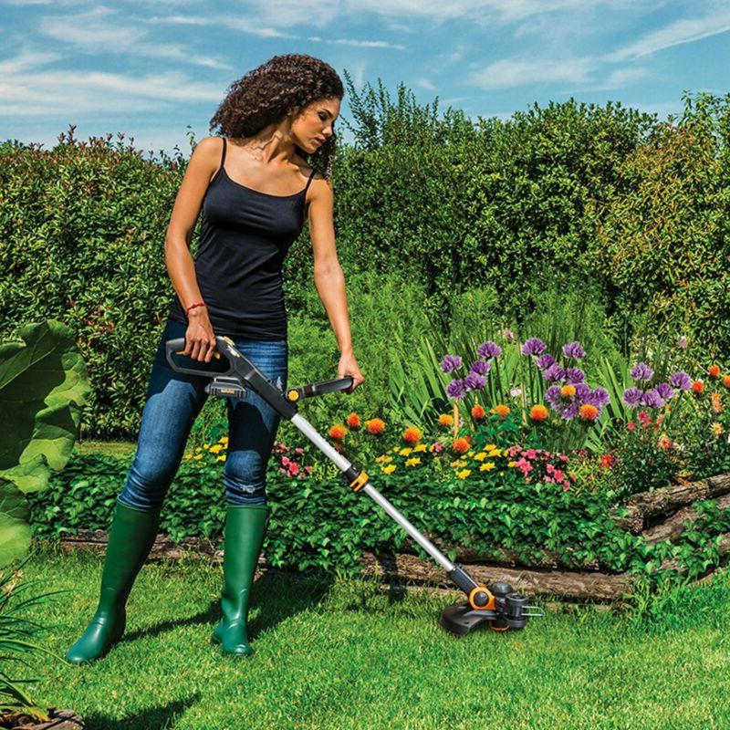 """Worx Grass Trimmer/Edger Feed, 12"""" Tool"""