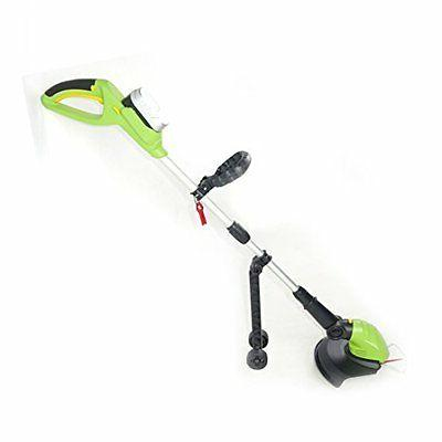 cordless grass trimmer edger