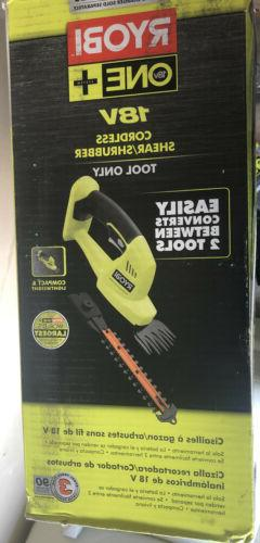 cordless hedge trimmer grass shear shrubber 5