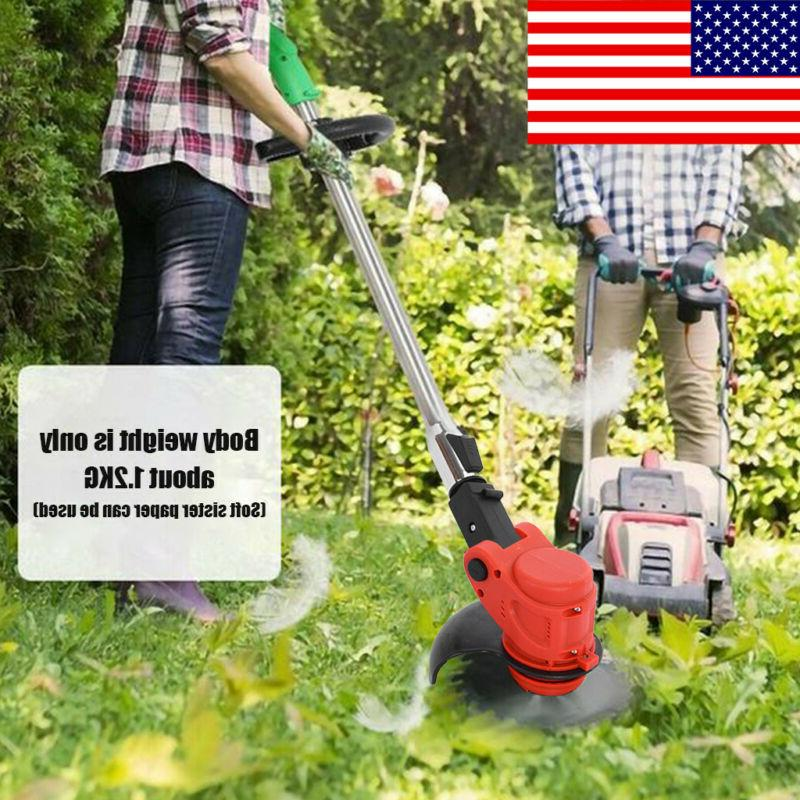 24V Electric Cutter Mower Weed