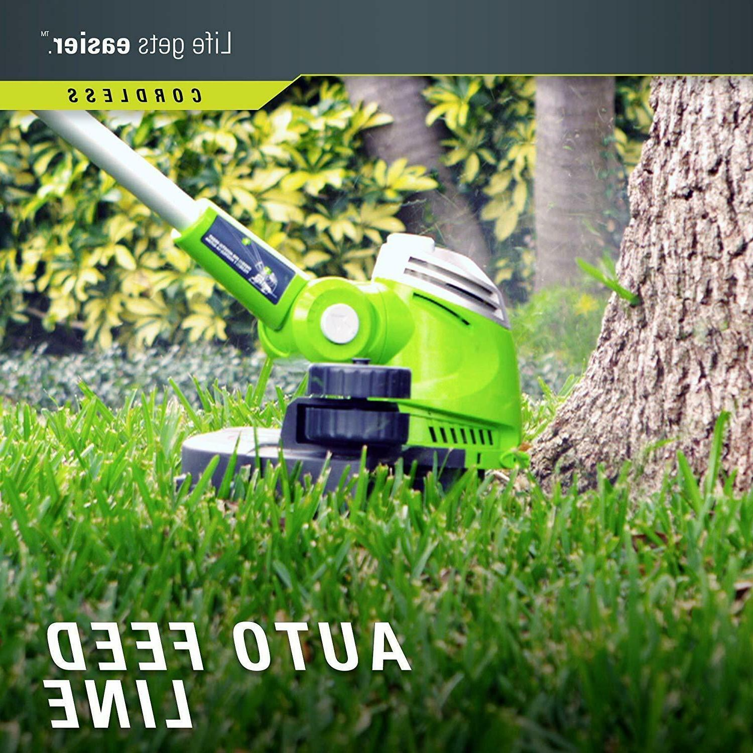 Cordless String Trimmer 40V 13""