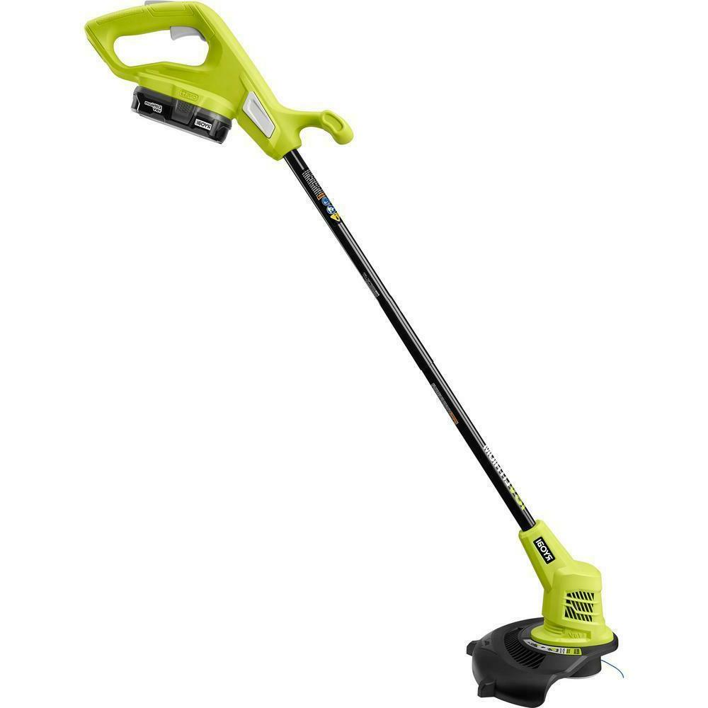 Cordless String Trimmer Weed 18V Battery Powered