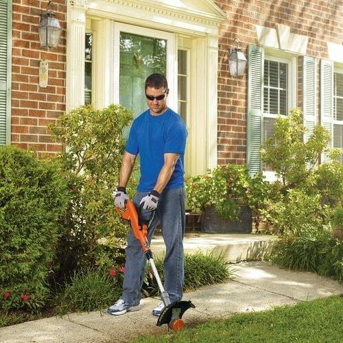 Cordless String Trimmer Edger Weed Eater Powered