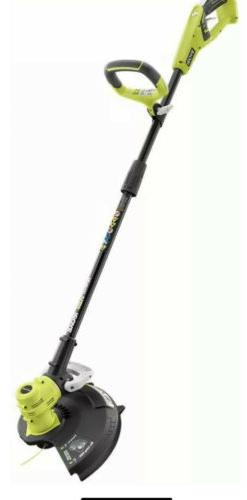 cordless string trimmer edger weed