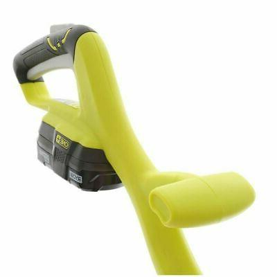 Ryobi Cordless String Weed Eater Wacker Edger Battery Charger Included