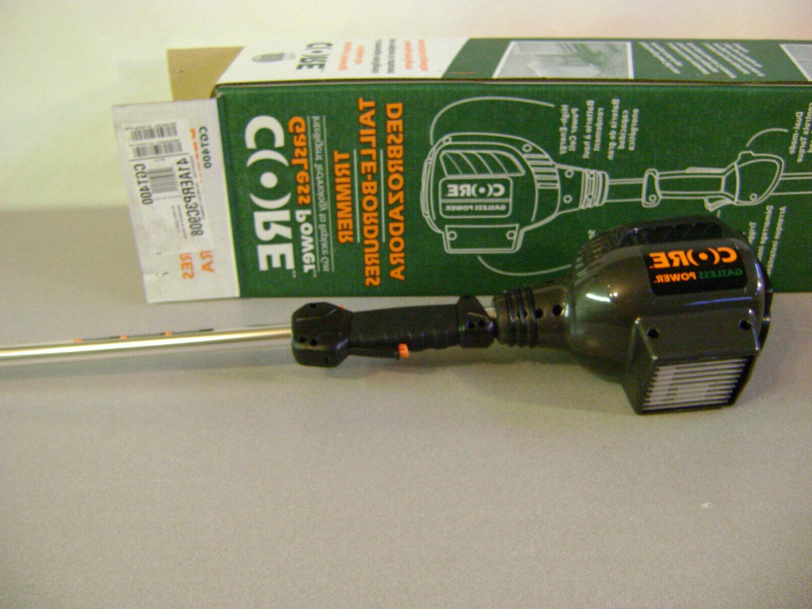 core cgt400 weed eater trimmer shroud body