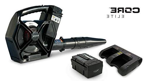 The Trimmer & Blower 2-Battery Dual