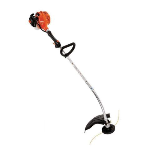 Curved Shaft Trimmer Gas Weed Eater Professional 21.2CC Rapi