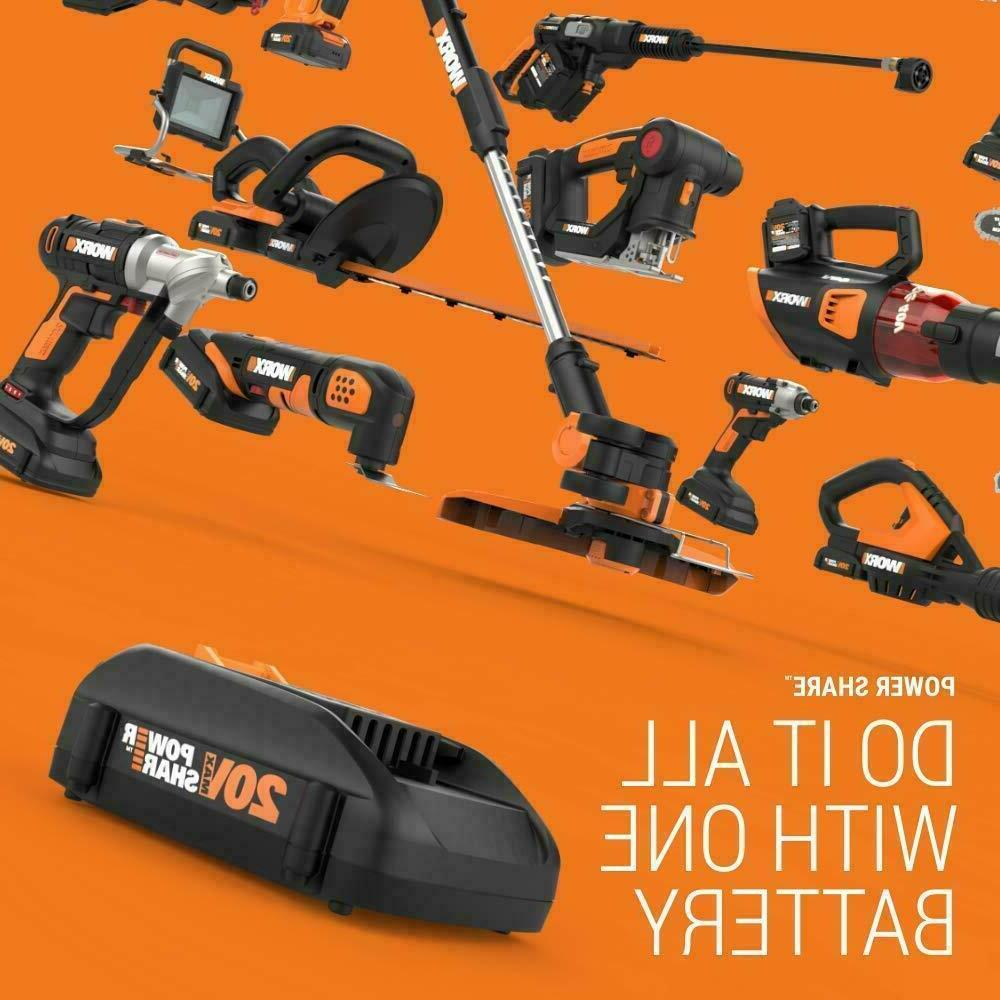 Electric Cordless String Weed Eater Edger