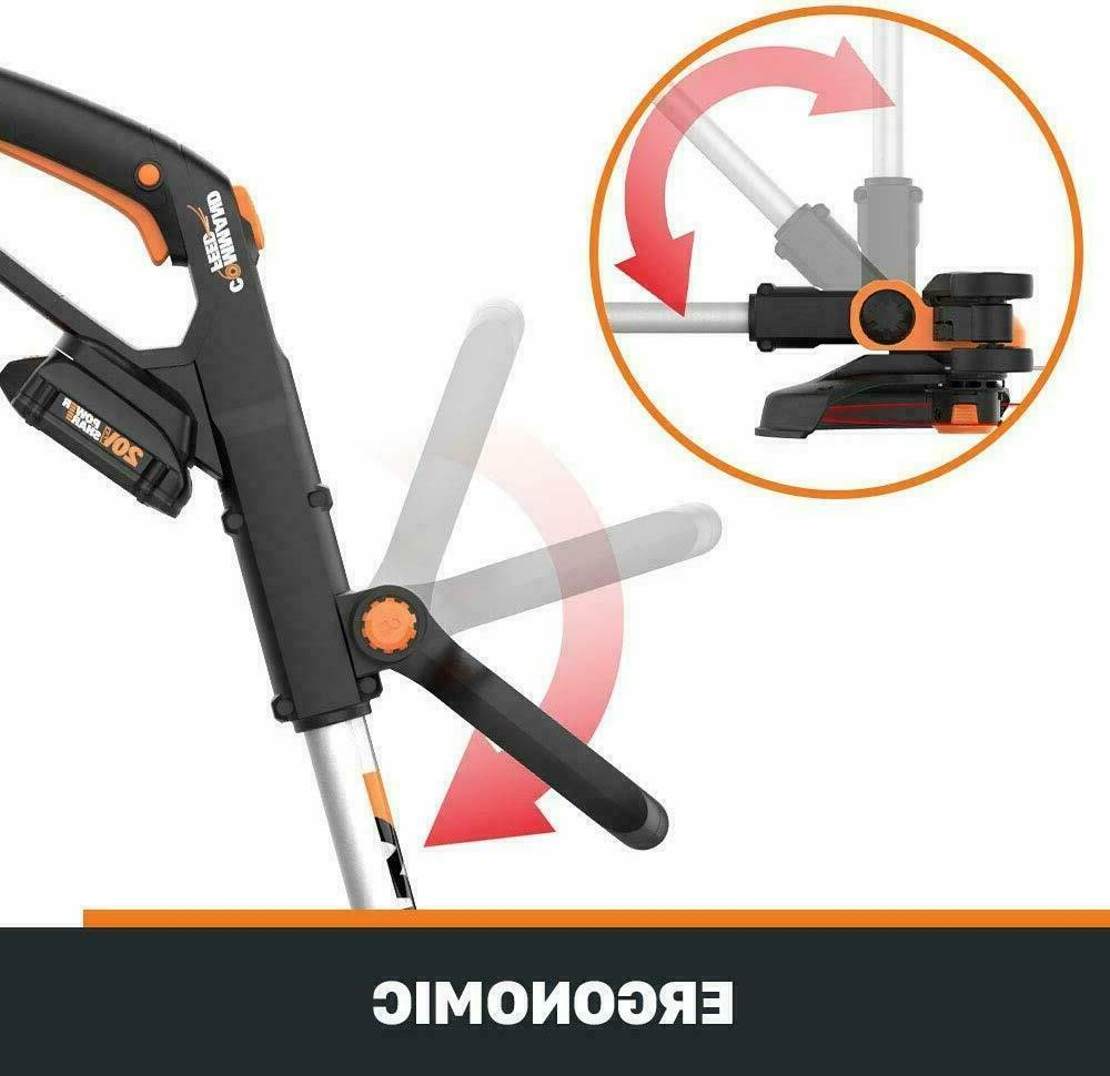 Electric String Weed Edger Grass 20V