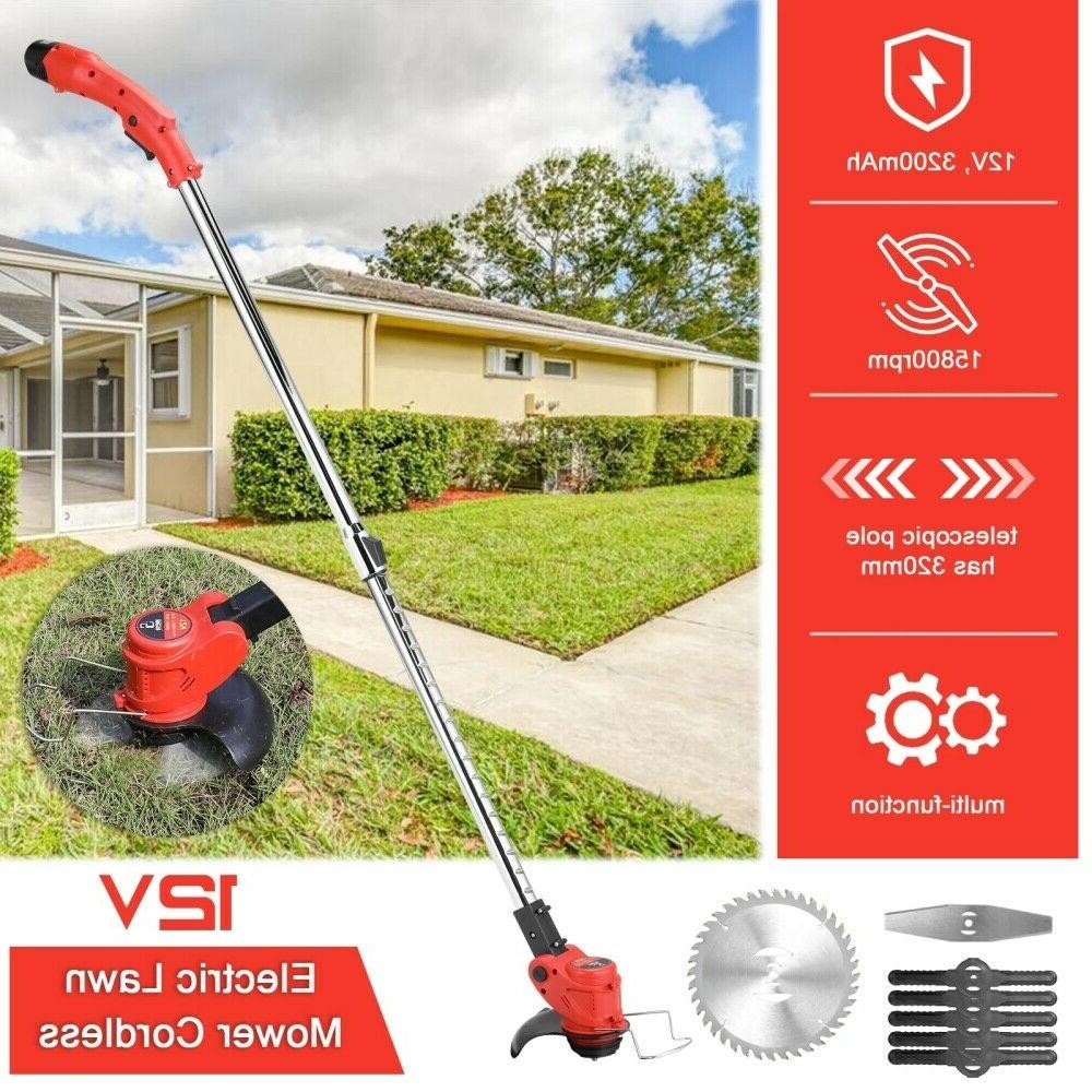 Electric Trimmer Weed Eater Cordless Trimmer