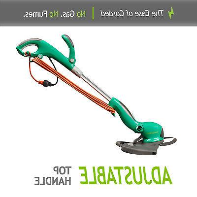 Weed Trimmer 4.2-Amp Corded Cutter