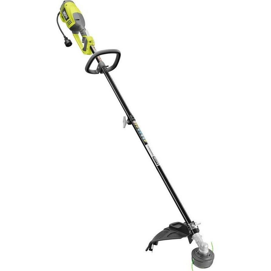 electric string trimmer 18 in 10 amp