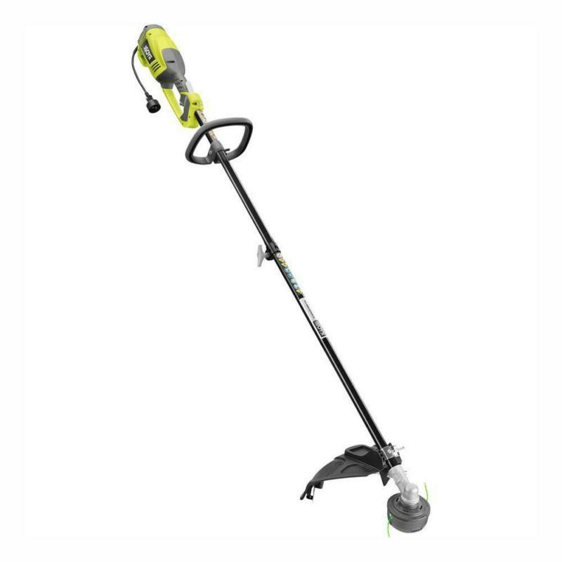 electric string trimmer weed wacker eater 18