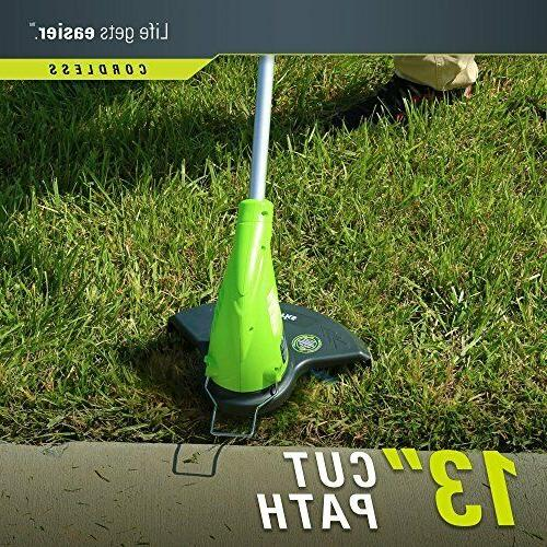 Electric Weed String Trimmer Cutter Lawn