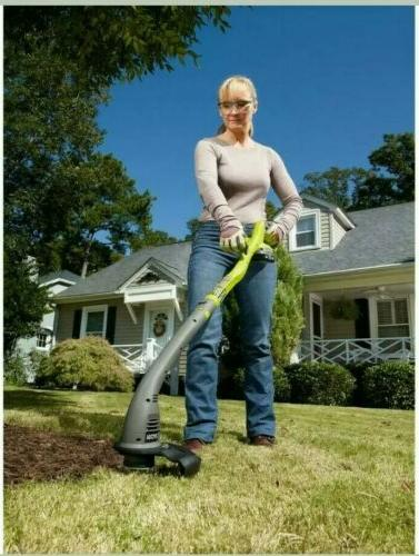 Electric String Trimmer Kit & Charger