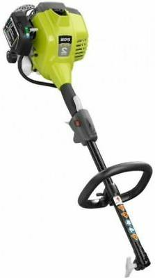 Ryobi Expand-it 25cc 2-Cycle Full Crank Gas Trimmer Power He