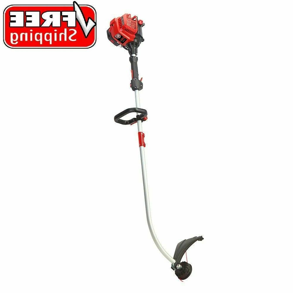 gas 26 5cc 4 cycle curved shaft