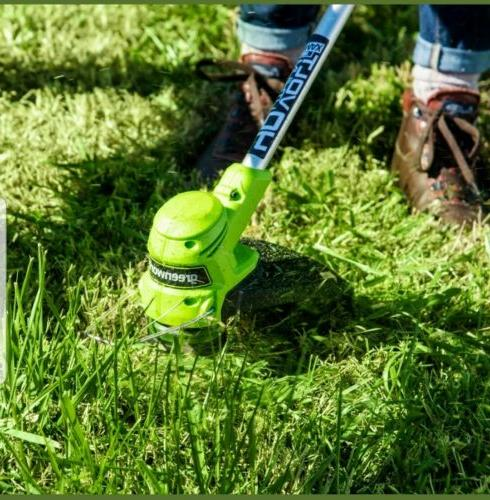 Grass String Eater Lawn Edge Charger