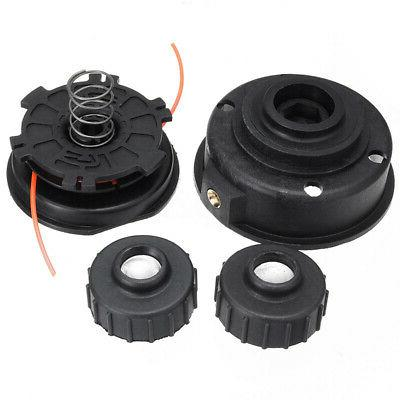 Grass Trimmers Head Line Spool Kits Replace Parts Weed Eater
