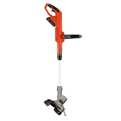 Black Decker LST300 12-Inch Trimmer Edger,