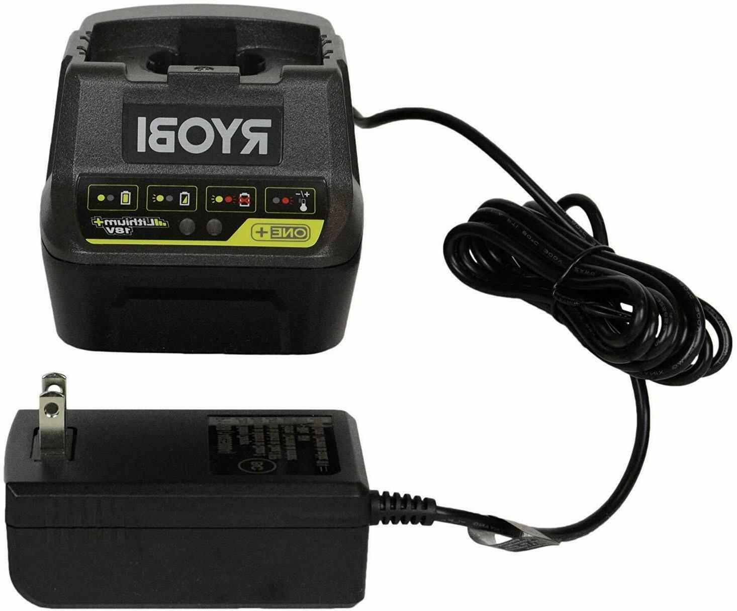 NEW 18V Weed Eater String Trimmer Edger Battery Charger Included