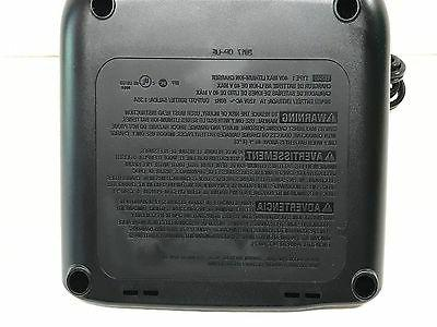 NEW & Decker LCS40 Slide Battery Charger