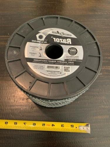 new trimmer line 095 5 lb spool