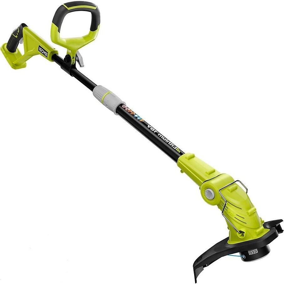one cordless string trimmer without