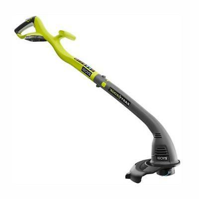 one lithium shaft cordless string