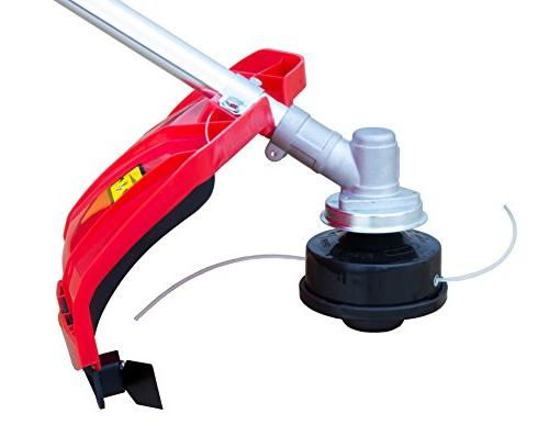 PowerSmart Gas String Strimmer Red and