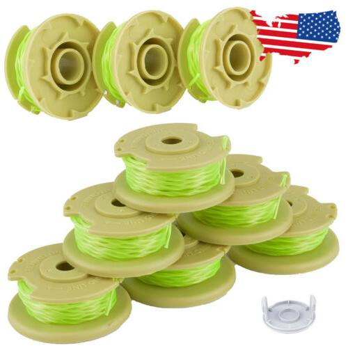 ryobi one ac80rl3 trimmer spool twisted line