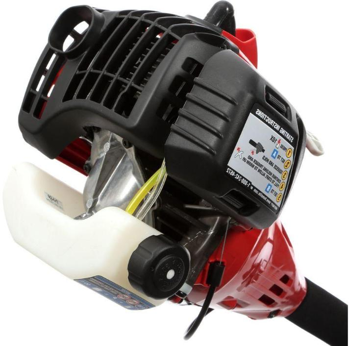 Straight Shaft Weed Wacker Gas Trimmer 2-Cycle 26 CC