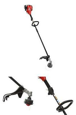 Straight Shaft Weedwacker Gas Trimmer 2-Cycle 26 CC Weedeate