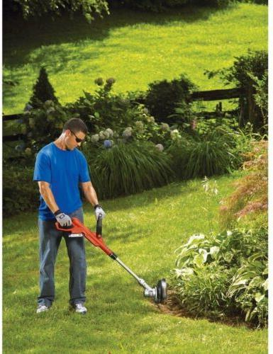 BLACK+DECKER Edger LST300 20-Volt,