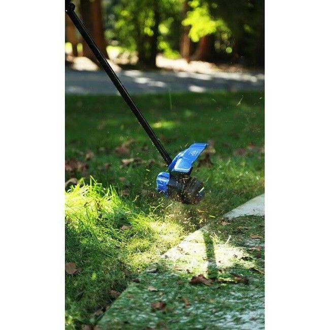String Weed Eater Electric Battery Operated Power