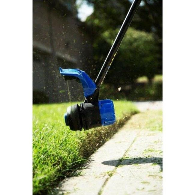 String Trimmer Outdoor Weed Eater Battery Operated
