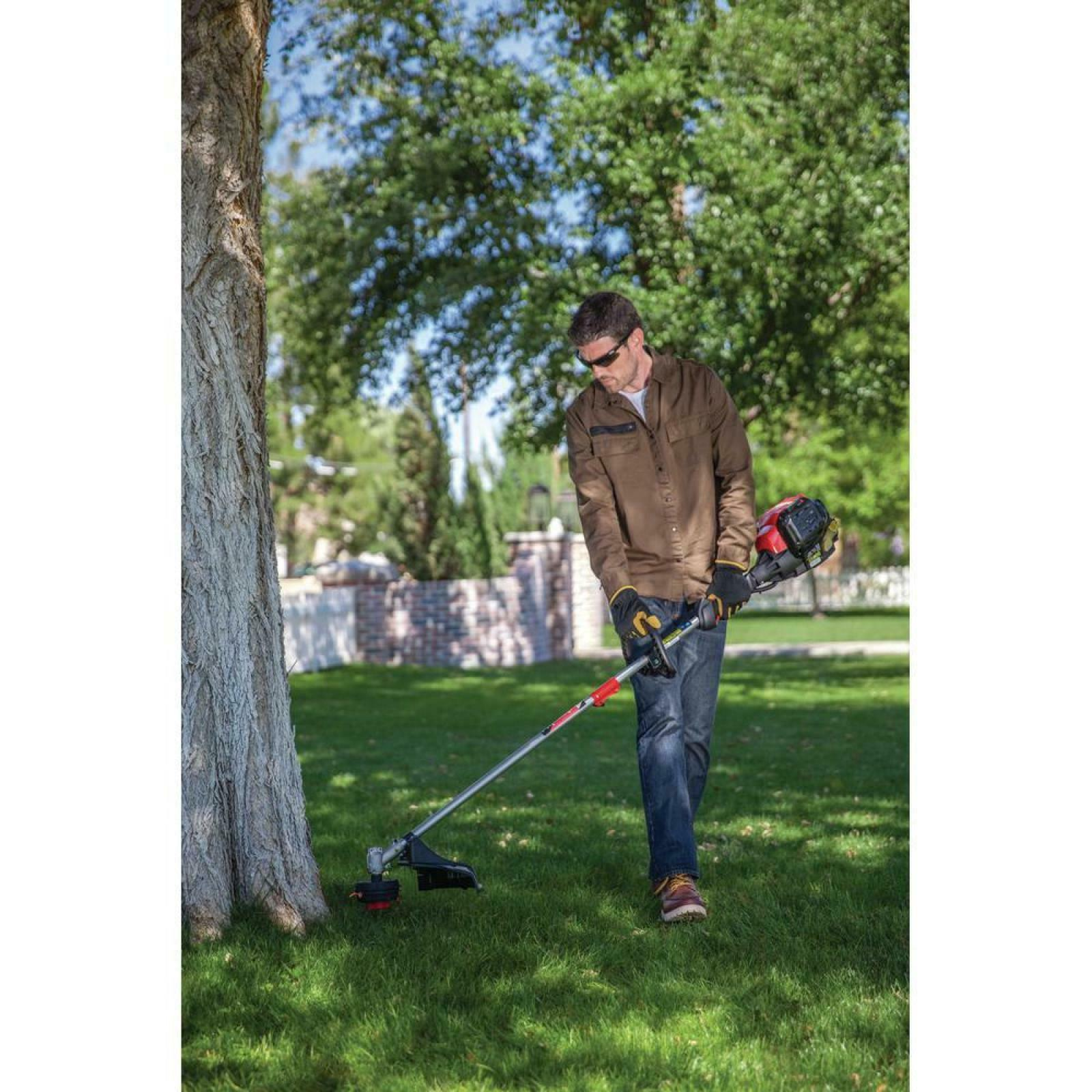 String Trimmer Gas Powered 30cc 4 Shaft Attachment