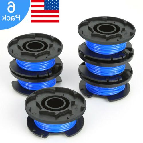 string trimmer spools line replacement weed eater