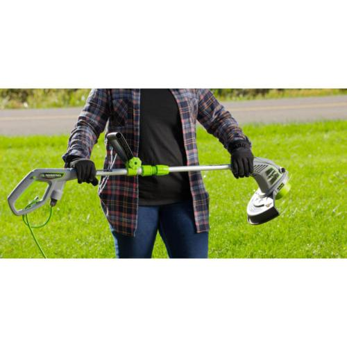 String Trimmer Electric 13 in. 4 Shaft Handle